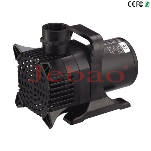 jebao jgp 30000 7900 gph submersible pump pond waterfall