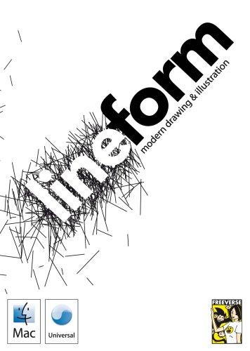Freeverse Lineform Modern Vector Illustration Mac