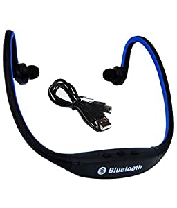 JIYANSHI stylish sports wireless bluetooth BS19 Compatible with Micromax Canvas Ego A113