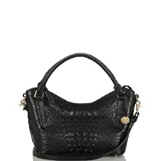 Small Norah Hobo Bag<br>Black Melbourne