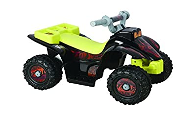 Kids Ride-On Electric Quad Bike Rechargeable Battery Powered Childrens ATV