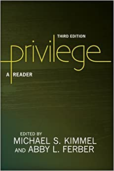 essays on oppression and privilege Influences and origins of speculative and critical design, this essay questions the underlying privilege that has been hindering the discussion on gender within the discipline and its role in propagating oppression it then goes on to propose the concept of a feminist speculative.