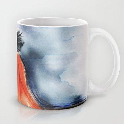 Society6 - Shock Blanket- Bbc'S Sherlock Coffee Mug By Mollyw