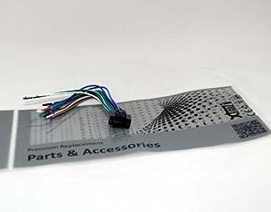 Xtenzi Dual Wire Harness and Speaker Plug XDVDN9131 XDVD9101