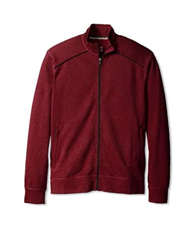 Cutter & Buck Men's Fletcher Full Zip Sweater