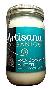 Artisana, 100% Organic Raw Coconut Butter, 16 oz (454 g)