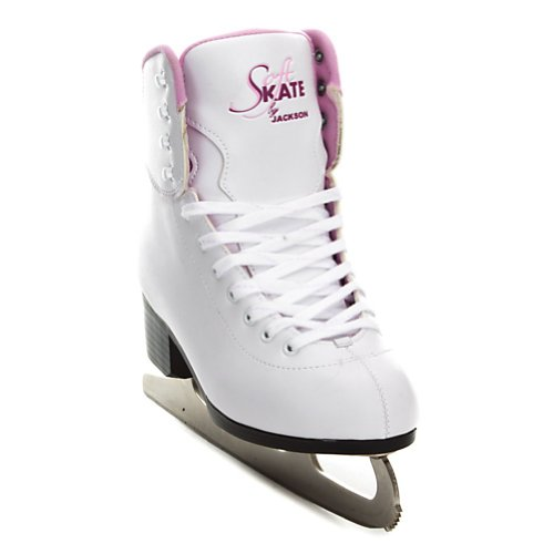 Jackson Soft Skate Womens Figure Ice Skates 2013