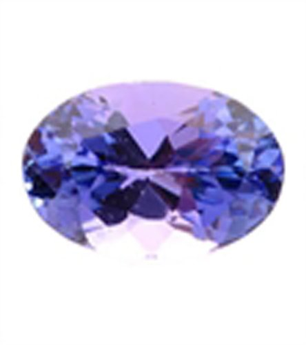 Flower Cut Tanzanite Oval Shape with Nice Color Rare Natural Loose Gems Stone for Mounting Ring (Rare Loose Gems compare prices)