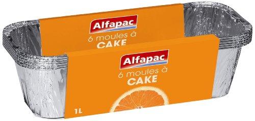 alfapac-7359kr6-barquette-aluminium-6-moules-a-cake-lot-de-3