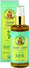Badger Baby Oil – All Natural & Certi…