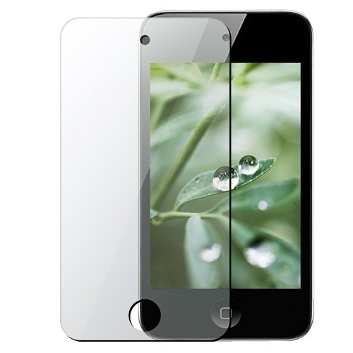 Three LCD Screen Guards / Protectors for Apple iPod Touch 4 / 4G / 4th Gen