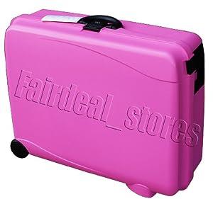 Pc Carlton Hard Suitcase Wheeled Luggage Set Airtec 78cm from carlton AIRTEC