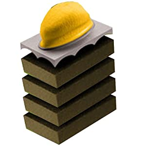 Gator Finishing 7232 Step-123 Zip Sanding Sponge Holder
