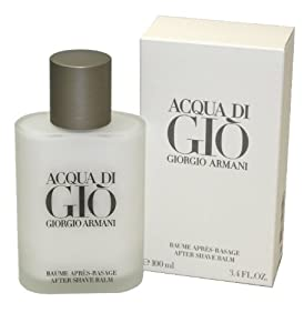 Giorgio Armani Acqua Di Gio After Shave Balm - 100ml/3.4oz