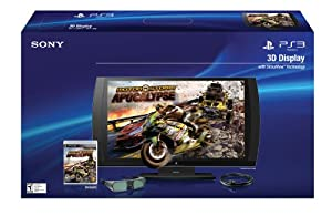 PlayStation 3D display by Sony Computer Entertainment
