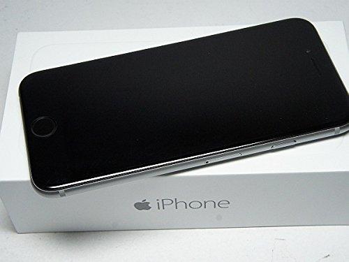 日本正規品 SIMフリー iPhone 6 アップル Apple 4.7インチ (64GB, スペースグレイ)