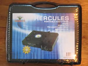 Hercules Single Burner Portable Gas Stove with Case