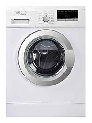 Nagold By Hafele CORSICA 07W Fully-automatic Front-loading Washing Machine (7 Kg, White)