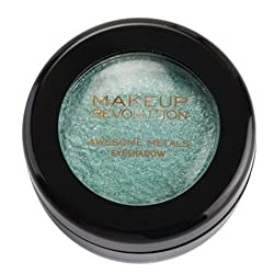 Make Up Revolution London Emerald Goddess Awesome Metals Eye Foil, 1.5g