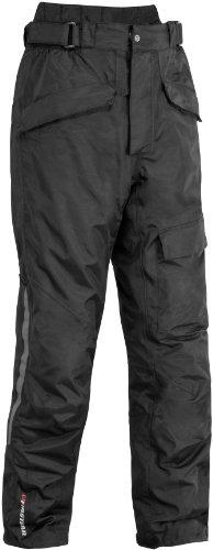 Firstgear Men's HT Overpants (Black, Size 40 Short)