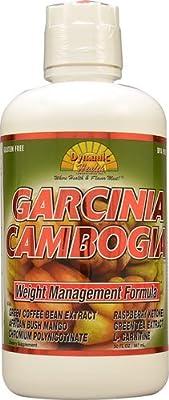 Dynamic Health Garcinia Cambogia -- 30 fl oz