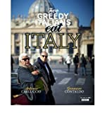 Gennaro Contaldo Two Greedy Italians Eat Italy by Contaldo, Gennaro ( Author ) ON Apr-12-2012, Hardback