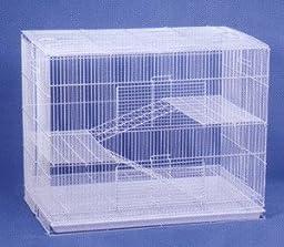 New Large 3 Levels Ferret Chinchilla Sugar Glider Cage 30\