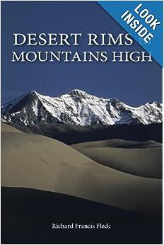 Download Desert Rims to Mountains High (The Pruett Series)