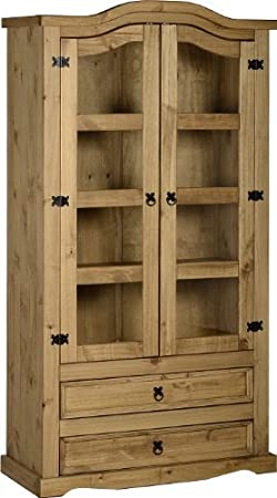 Stylish And Solid Cupboard Furniture With 2 Doors And Drawers