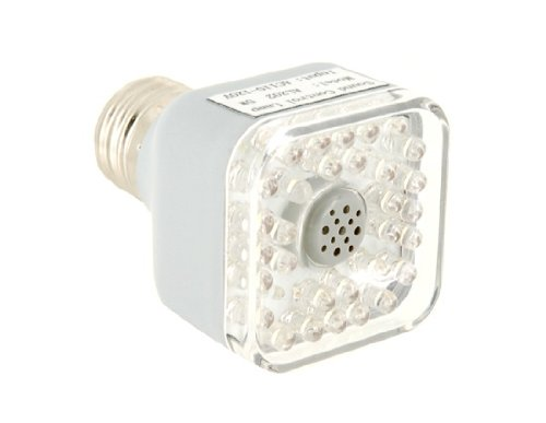 5W 39Led 100-120V Far-Infrared Automatic Sensor Indoor Lamp With White Light