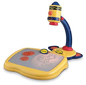 Amazon.com: Crayola Trace and Draw Projector: Toys & Games