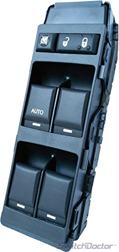 Dodge Avenger Master Power Window Switch 2007-2014 OEM (1 Touch Down) 4 (Dodge Avenger Door Lock Switch compare prices)