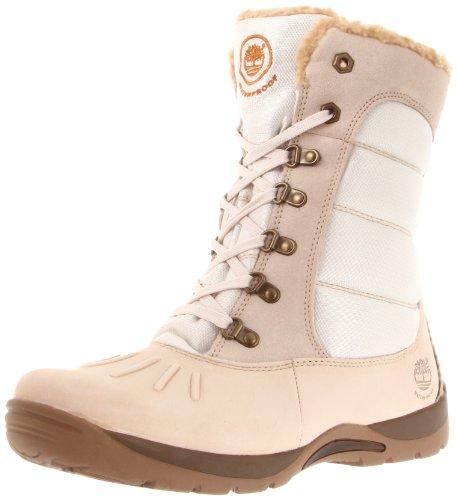Timberland Mallard Tall Zip Waterproof Boot (Toddler/Little Kid/Big Kid),White,4.5 M Us Toddler front-945214