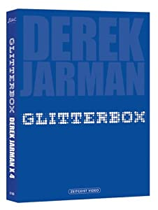 Glitterbox: Derek Jarman (Caravaggio / Wittgenstein / The Angelic Conversation / Blue / Glitterbug)