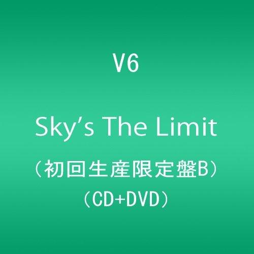 Sky's The Limit (CD+DVD) (初回生産限定B)