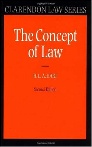 The Concept of Law (Clearndon Law Series)