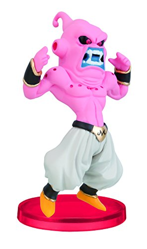 Banpresto Dragon Ball Z 2.8-Inch Majin Boo (Evil) World Collectible Figure, VS Majin Boo Collection
