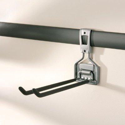 Rubbermaid 5E11 Fasttrack Multi-Purpose Hook