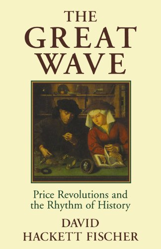 Amazon.com: The Great Wave: Price Revolutions and the Rhythm of History (9780195121216): David Hackett Fischer: Books