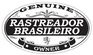 Amazon.com: Rastreador Brasileiro Oval Magnet: Automotive