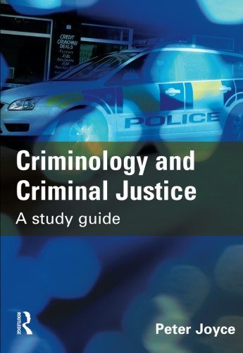Criminal justice research papers
