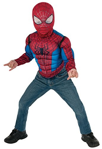 Marvel Spider-Man Muscle Chest Shirt Box Set