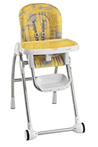 Evenflo 29311238 Modern 200 High Chair Tangerine