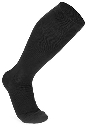 LadyLuxe-Womens-Compression-Socks-Premium-Knee-High-Support-Stockings-For-Ladies-Guaranteed-Best-Hose-For-Pain-Medical-Nurses-Running-Travel-Maternity-Pregnancy-Tights-Leggings