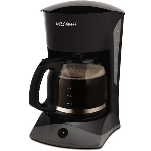 Mr. Coffee SK13 12-Cup Switch Coffeemaker, Black www.cafibo.com