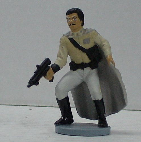 Picture of Applause Star Wars Lando Calrissian Pvc Figure (B0037EPNLC) (Star Wars Action Figures)