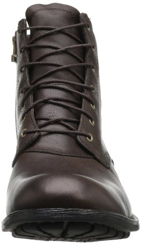 Timberland Men's City Premium 6 Inch Side Zip Boot,Dark