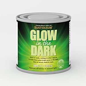 Glow in the dark rustoleum spray paint rust oleum glow in - Rust oleum glow in the dark paint exterior collection ...