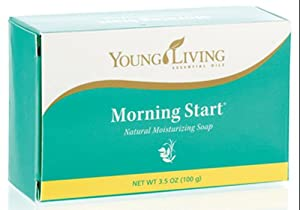 EssentialOilsLife - Bar Soap - Morning Start - 3.45 oz