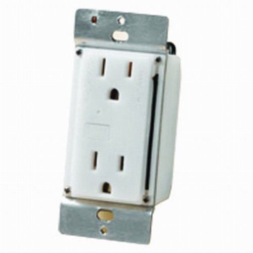 Intermatic Ha01C Home Settings Wireless Wall Receptacle